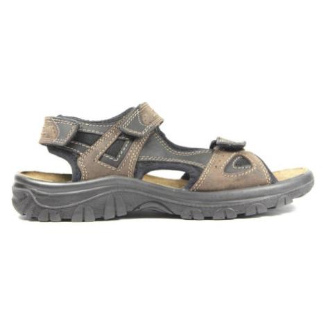 Westport JOE hnědá - Pánské sandály