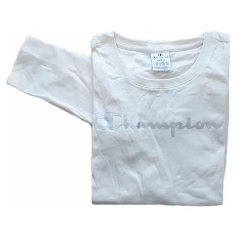 Dámské tričko Champion 111964 | smetanová