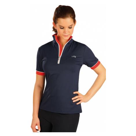 LITEX Triko dámské s krátkými rukávy. J1181514 tmavě modrá