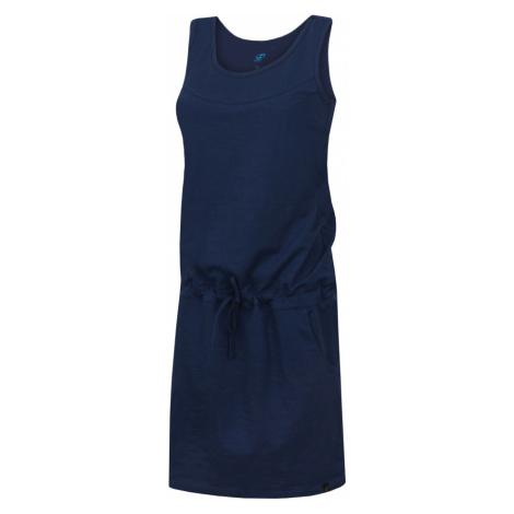 HANNAH DAARIA Dámské šaty 10003085HHX01 Dark denim