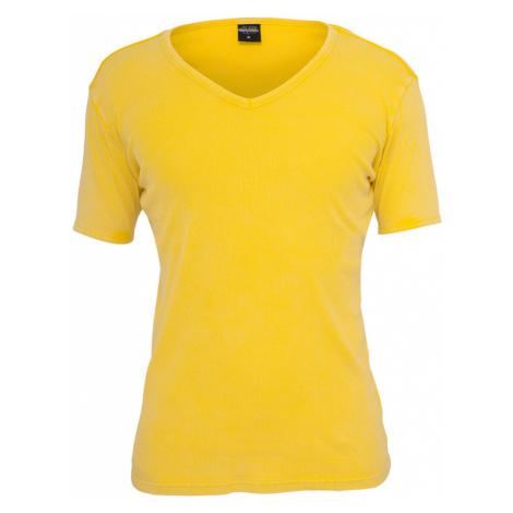 Faded Tee - yellow Urban Classics