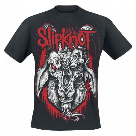 Slipknot Rotting Goat Tričko černá
