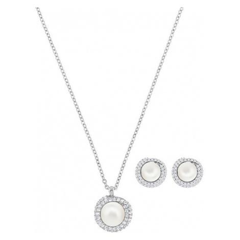 Swarovski Luxusní sada náhrdelníku a náušnic Originally