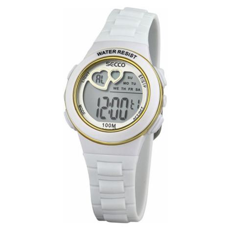 Secco Dámské digitální hodinky S DKM-001