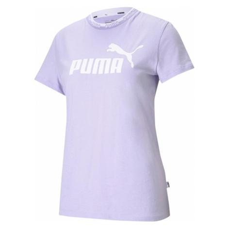 Dámské tričko Puma Amplified Graphic Tee Fialová