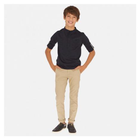 Chlapecké kalhoty MAYORAL 530 | smetanová