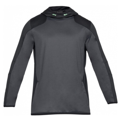 Under Armour Reactor Pull Over Hoodie Pánská mikina 1299168-076 Rhino Gray