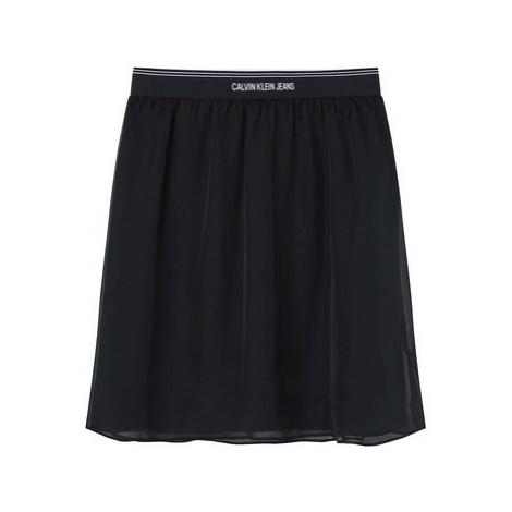 Calvin Klein Jeans J20J215716 Černá