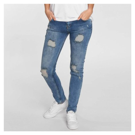 Just Rhyse / Boyfriend Jeans Bubbles in blue
