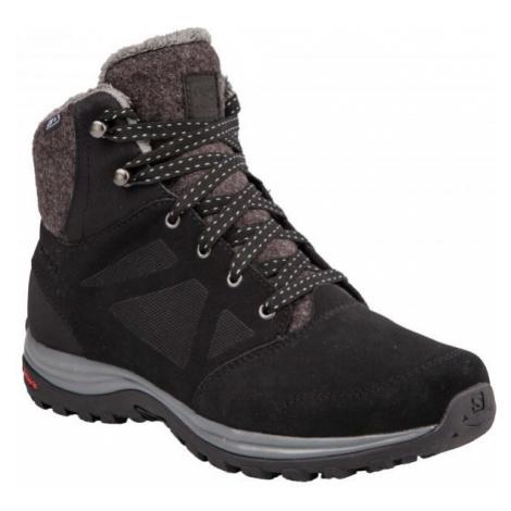 Salomon ELLIPSE FREEZE CS WP černá - Dámská zimní obuv