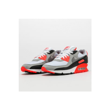 Nike Air Max III white / black - cool grey - radiant red