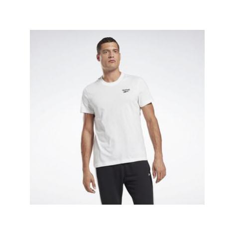 Reebok Sport Identity T-Shirt Bílá