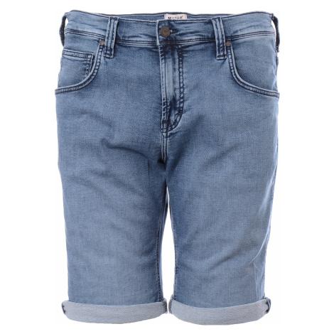Kraťasy Mustang Chicago Shorts Z pánské modré