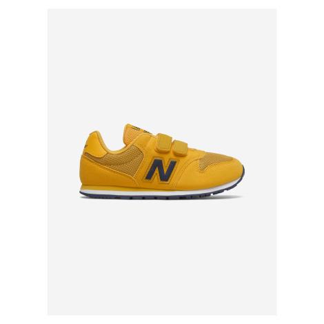 500 Tenisky dětské New Balance Žlutá