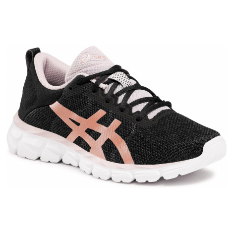 Sneakersy ASICS - Gel-Quantum Lyte 1022A110 Black/Rose Gold