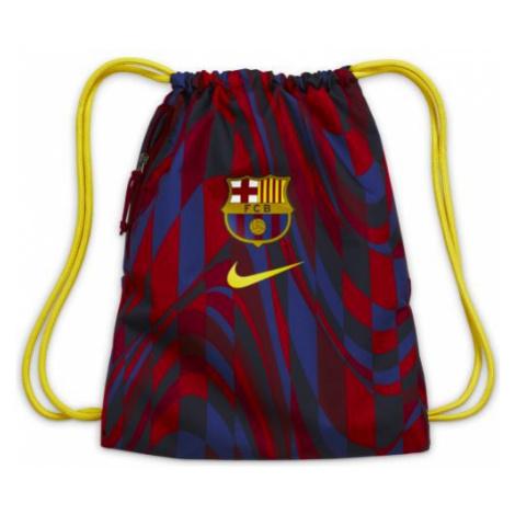 Vak na kopačky Nike FC Barcelona Stadium Modrá / Červená