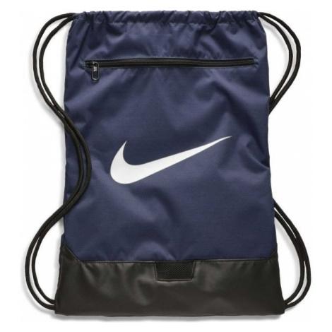 Nike BRASILIA GYMSACK modrá - Gymsack