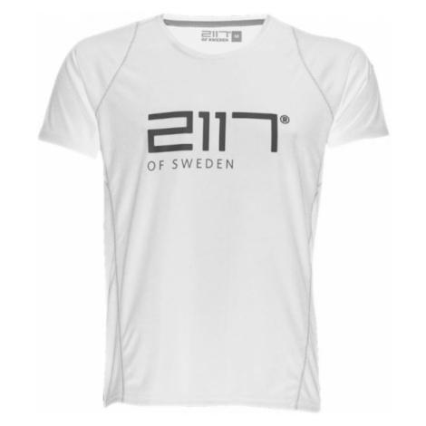 TUN - pánské funkční triko s krátkým rukávem - bílé 2117 of Sweden