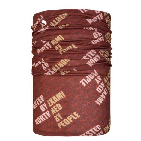 Darlin multifunctional scarf dark red - Kilpi UNI