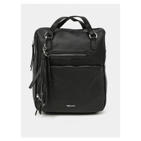 Tamaris 2v1 černý batoh/kabelka