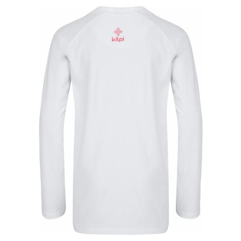 Dětské tričko KILPI VANILA-JG bílá