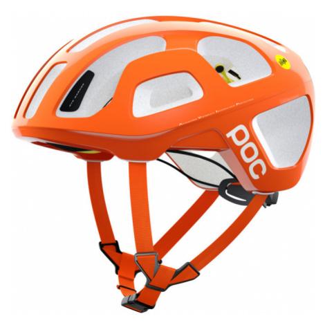 Cyklistická helma POC Octal MIPS Fluorescent Orange AVIP