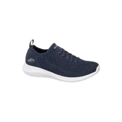 Tmavě modré slip-on tenisky Skechers
