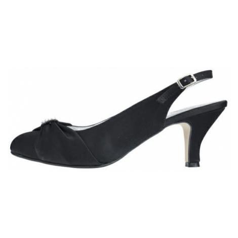 EFFE TRE, Společenská obuv  15004-255-082 černá EU 37