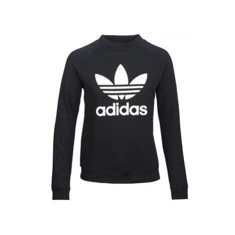 Adidas TRF CREW SWEAT Černá