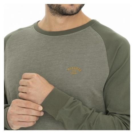 Pánské tričko BUSHMAN LAPEER zelená
