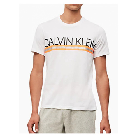 Pánské tričko Calvin Klein 1773E | bílá