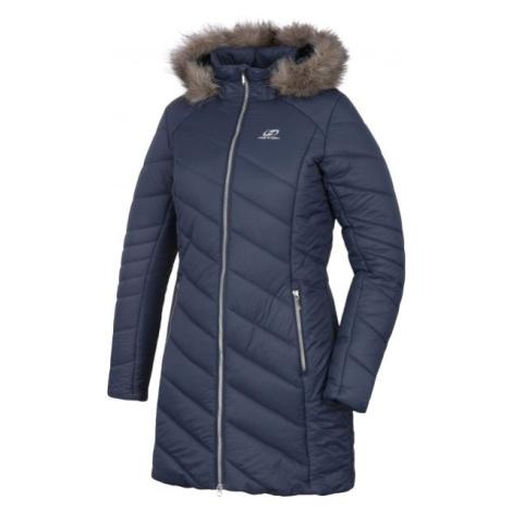 Hannah ELOISE modrá - Dámský zimní kabát