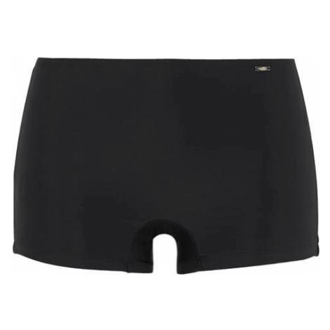 Černé bikinové kalhotky s nohavičkami Cellbes