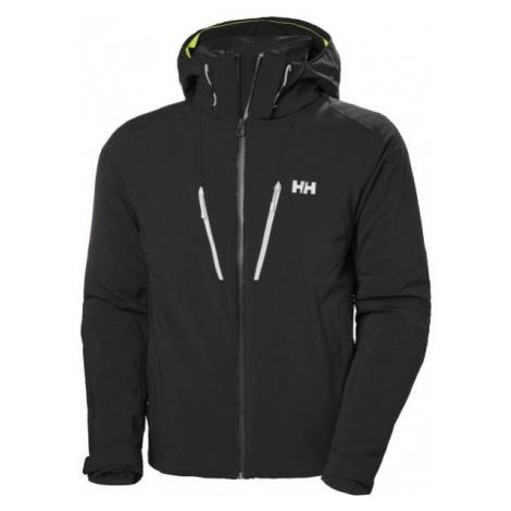 Helly Hansen LIGHTNING JACKET černá - Pánská lyžařská/snowboardová bunda
