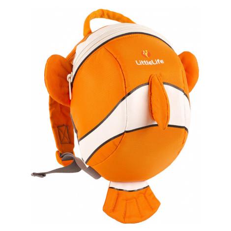Batoh Littlelife Animal Toddler Backpack clownfish