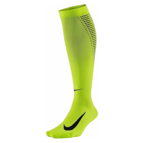 Kompresní podkolenky Nike Elite Lightweight Zelená / Černá