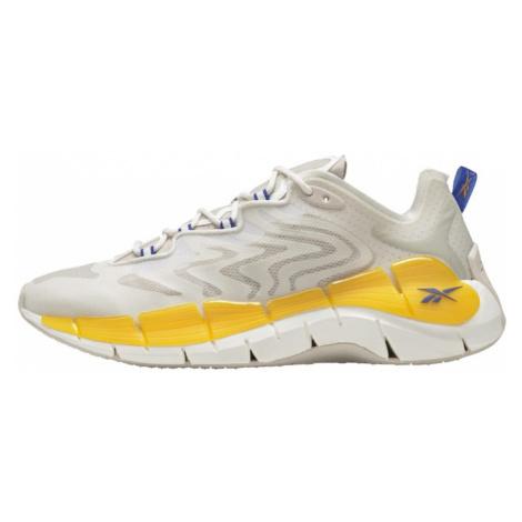 Reebok Sport Sportovní boty 'Zig Kinetica II' bílá / královská modrá
