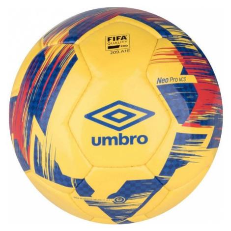 Umbro NEO PROFESSIONAL HI VIS - Fotbalový míč