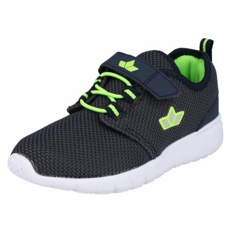 LICO Sportovní boty 'PANCHO VS' marine modrá / svítivě zelená