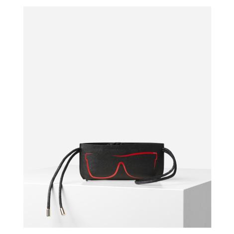 Obal Na Sluneční Brýle Karl Lagerfeld K/Ikonik Sunglasses Case