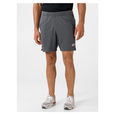 Sportswear Club Kraťasy Nike Šedá
