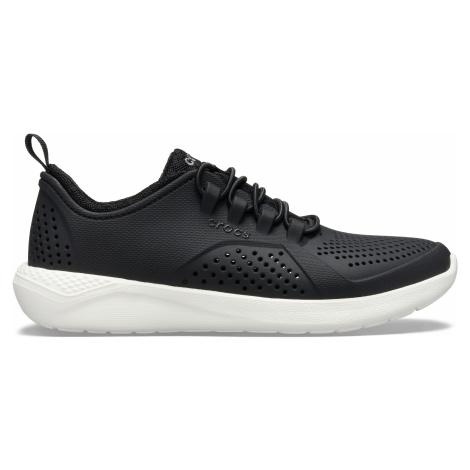 Crocs LiteRide Pacer K Black/White J4