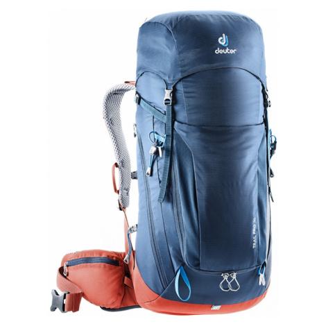 Turistický Batoh Deuter Trail Pro 36 Midnight-Lava
