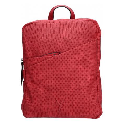 Dámský batoh Suri Frey Laura - červená