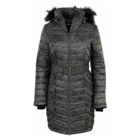 Nayda šedá dámský kabát ALPINE PRO