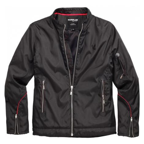 Surplus Bunda Xylontum Biker Jacket černá