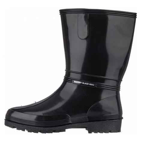 DEMAR, Holínky  Rainny Black 0052 černá EU 41