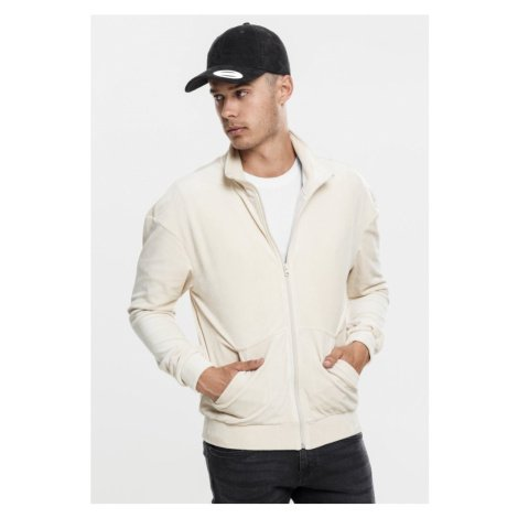 Velvet Jacket - sand Urban Classics