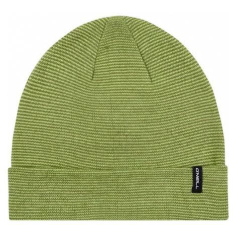 O'Neill BM ALL YEAR BEANIE zelená 0 - Pánská zimní čepice