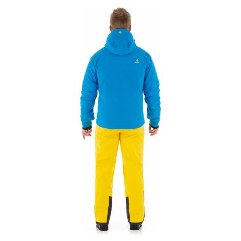 Pánská zimní lyžařská bunda KILPI TURNAU-M modrá